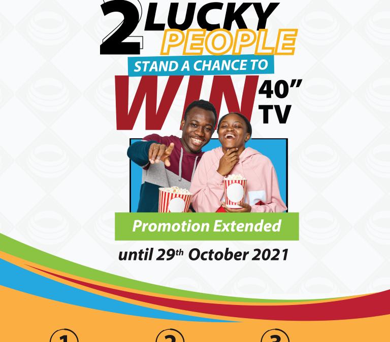 Win a TV